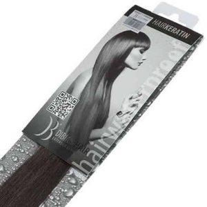 Keratinske ekstenzije Di Biase Hair 50cm 20kom 4-0