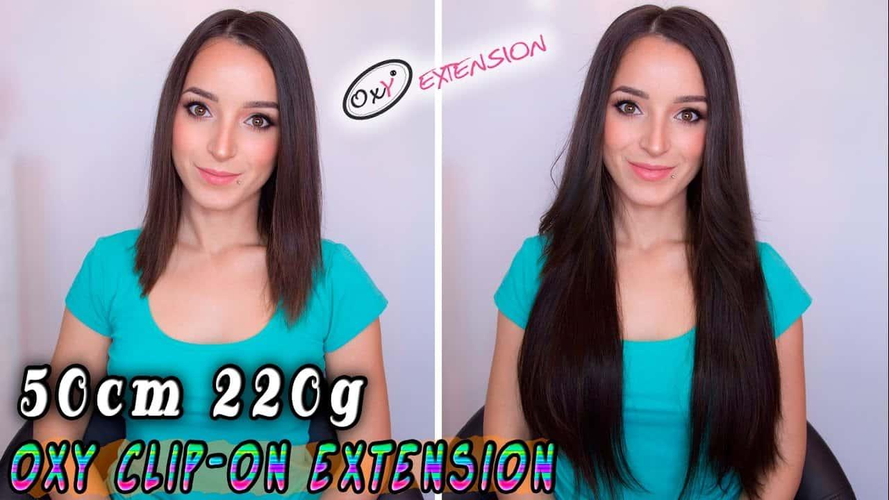 Premium ekstenzije na češljiće 50cm 220g